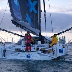 Départ The Transat Bakerly